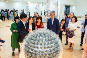 2019_Ausstellungseröffnung ZERO_POMA Korea_Foto POMA_ZERO foundation_011_lowres