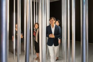 2019_Ausstellungseröffnung ZERO_POMA Korea_Foto POMA_ZERO foundation_032_lowres