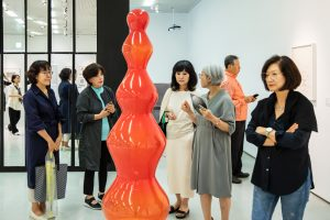 2019_Ausstellungseröffnung ZERO_POMA Korea_Foto POMA_ZERO foundation_094