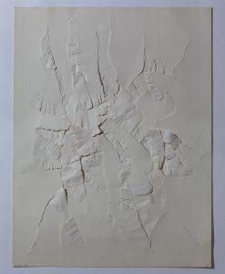 Oskar Holweck work 13 III 58 Collection ZERO foundation