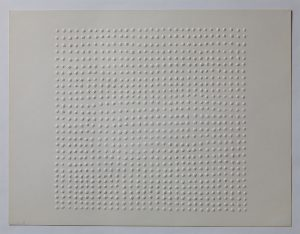 Oskar Holweck Werk 6 VIII / 59 Sammlung ZERO foundation