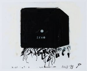 Otto Piene, ZERO-Museum, 1963 / 1999, Collection ZERO foundation