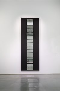 Christian Megert, Spiegelkette, 1961, Collection ZERO foundation, Düsseldorf