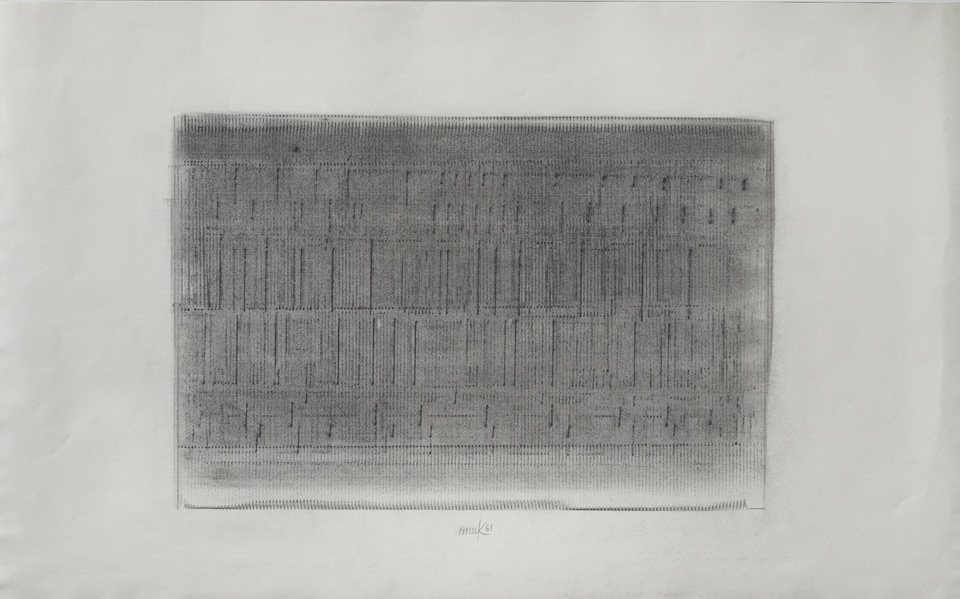 Heinz Mack, ohne Titel, 1961, Collection ZERO foundation, Düsseldorf