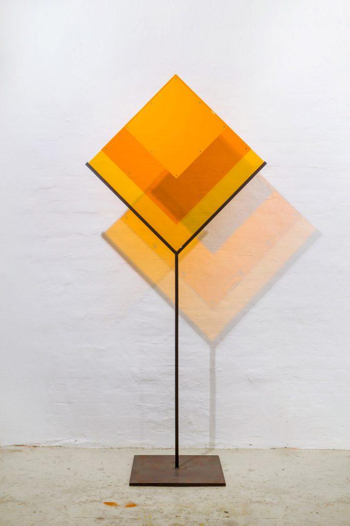Heinz Mack, Lichtschirm, 1966/2011, Collection ZERO foundation, Düsseldorf