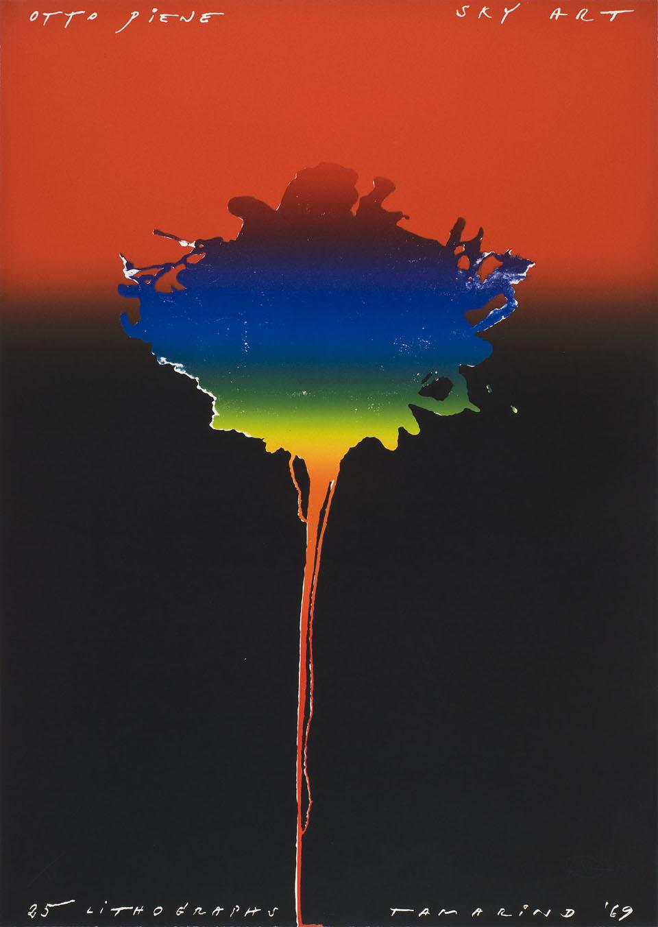 Otto Piene, Sky Art, 1969, Collection ZERo foundation, Düsseldorf