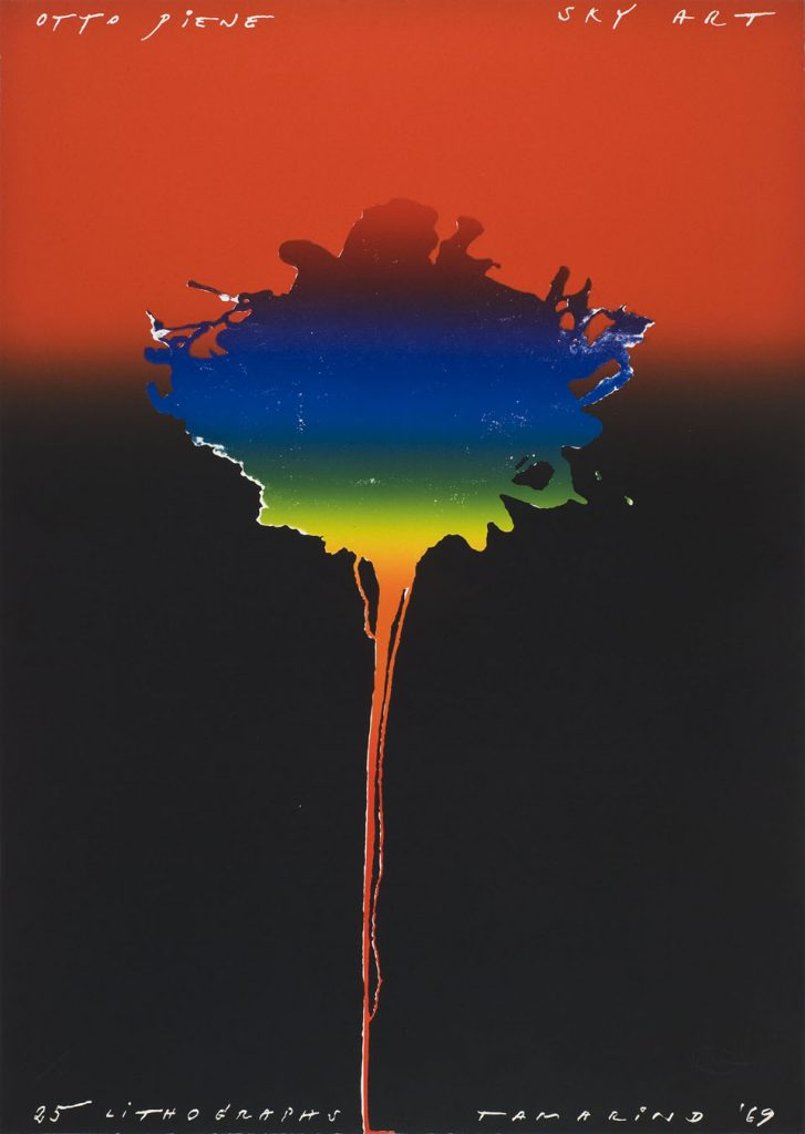 Otto Piene, Sky Art, 1969, Collection ZERO foundation, Düsseldorf