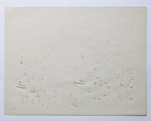 Oskar Holweck, 13. / VIII 58, 1958, Collection ZERO foundation, Düsseldorf