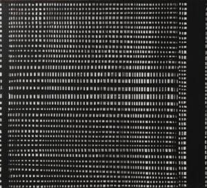 Heinz Mack, Kein Anfang, kein Ende, 1959, Collection ZERO foundation, Düsseldorf