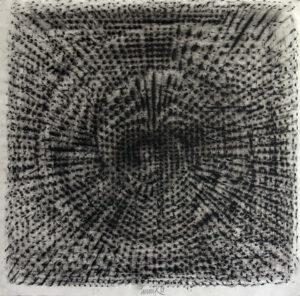 Heinz Mack, Ohne Titel, 1959, Collection ZERO foundation, Düsseldorf