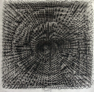 Heinz Mack, Ohne Titel, 1959, Collection ZERO foundation, Düsseldorf