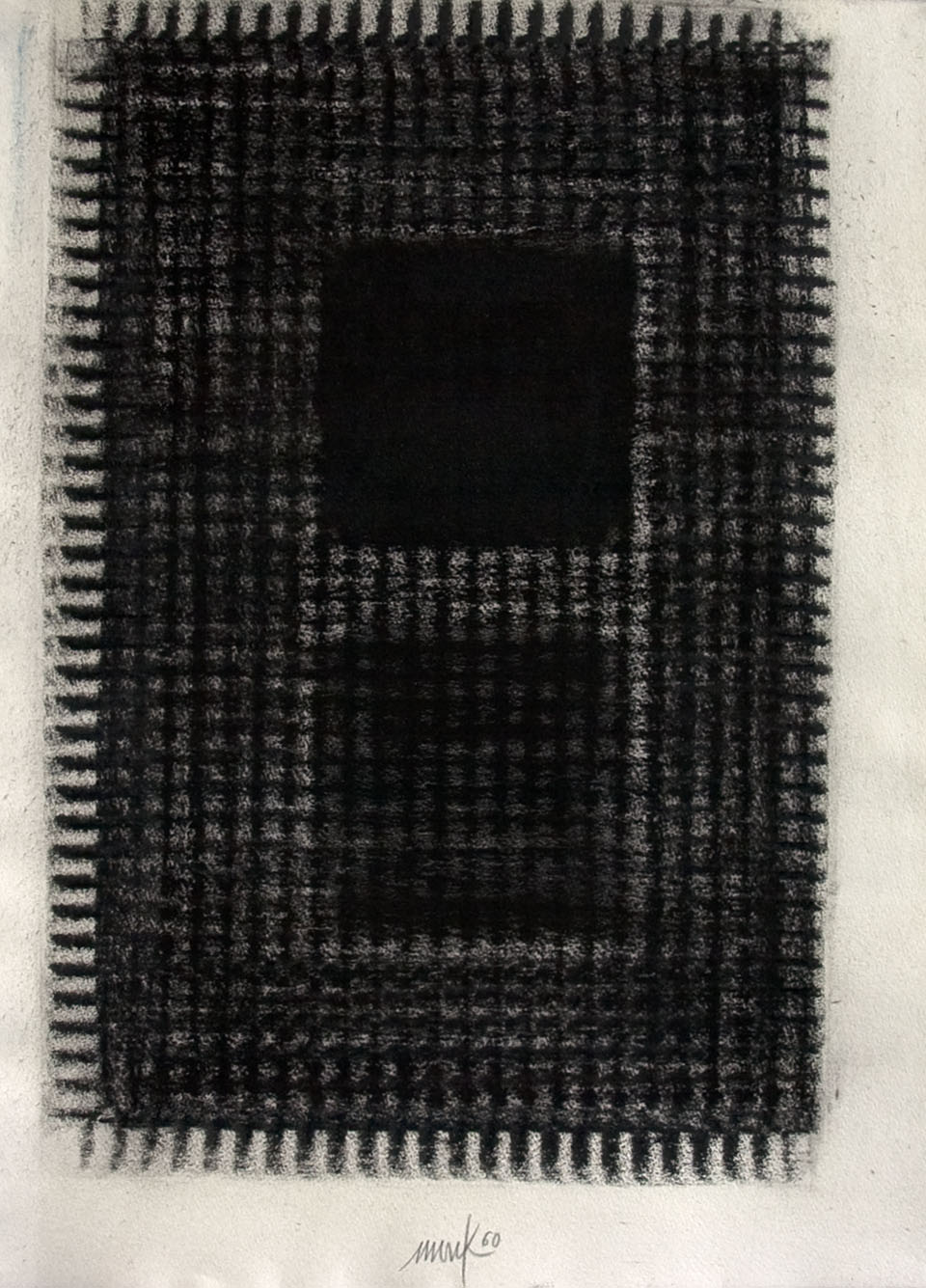 Heinz Mack, Ohne Titel, 1960, Collection ZERO foundation, Düsseldorf